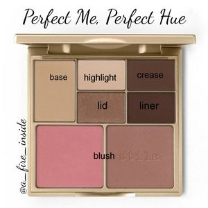 Stila Perfect Me, Perfect You Face Palette Lght/md